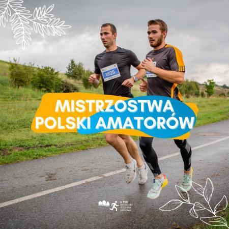Mistrzostwa Polski Amatorów w półmaratonie w Bydgoszczy!