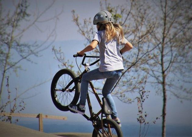 Zajęcia kolarskie N-Bike Academy