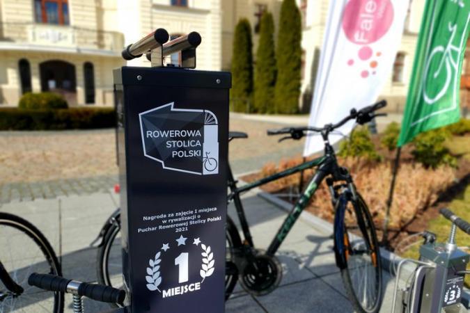 Rowerowa Stolica Polski, tym razem w wiosennej odsłonie i z nową aplikacją