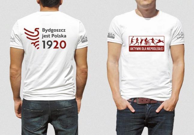 Rozdajemy koszulki za 11 listopada