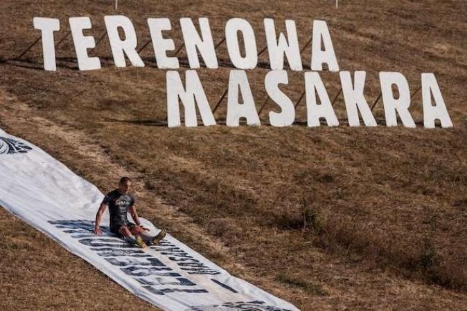 Terenowa Masakra odbędzie się już w ten weekend.